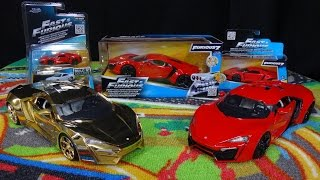 Nonton W Motors Lykan HyperSport - Fast & Furious 7 - Jada Toys Film Subtitle Indonesia Streaming Movie Download
