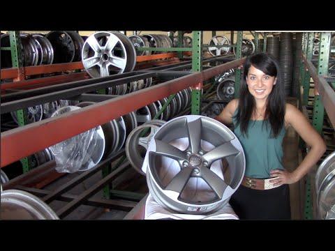 Factory Original Audi SQ5 Rims & OEM Audi SQ5 Wheels – OriginalWheel.com