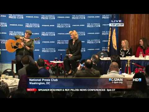 National Press Club – December 7, 2012