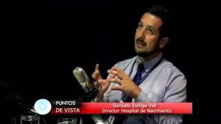 PUNTOS DE VISTA DIRECTOR HOSPITAL DE NACIMIENTO GONZALO ZUÑIGA