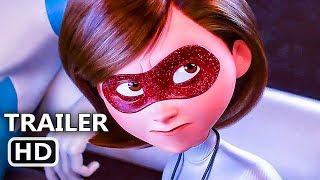 Video INCREDIBLES 2 Official Trailer # 3 (NEW 2018) Disney Animated Movie MP3, 3GP, MP4, WEBM, AVI, FLV April 2018