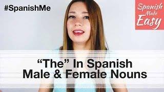 Facebook: https://www.facebook.com/spanishmadeeasy Twitter: https://twitter.com/EeeasySpanish Google+: http://goo.gl/7miTg9...