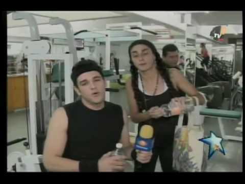 Javier Estrella con las Estrellas - Barbara Torres