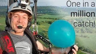 Video I Caught A Helium Balloon While Flying Around Hot Air Balloons!!!! MP3, 3GP, MP4, WEBM, AVI, FLV Oktober 2018