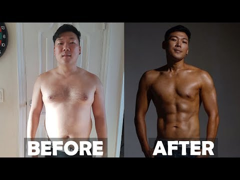 BODY TRANSFORMATION - THE LAST CHANCE -  KOREA FITNESS MOTIVATION