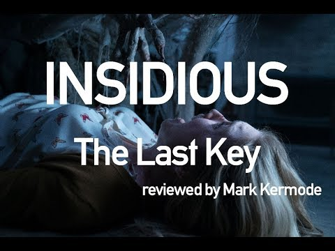 Insidious: The Last Key reviewed by Mark Kermode
