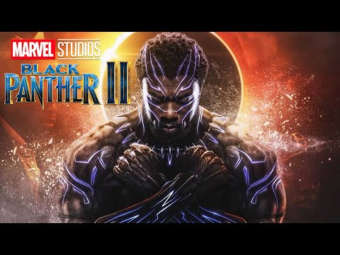 Black Panther Chadwick Boseman New Marvel Intro Scene - Avengers Phase 4 Movies