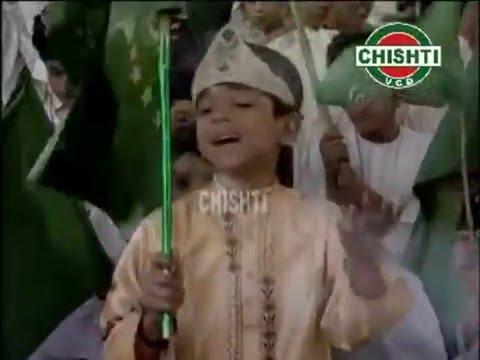 Farhan Ali Qadri-Noor wala aya hai with lyrics   Best Naat Video   Masha Allah