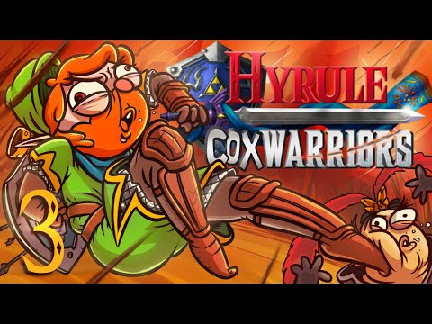 Kill - In this episode of Hyrule Warriors Jesse relearns a valuable life lesson - leave chickens alone. Also he finds the block button! • Watch Cox n' Crendor on http://www.youtube.com/coxncrendor...