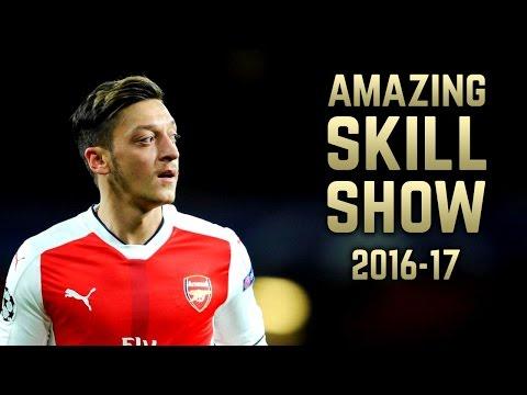 Mesut Özil 2016-17 | Amazing Skill Show | HD