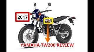 10. 2017 Yamaha TW200 Review