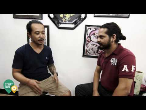THE STREETNEPAL SHOW WITH TATTOO ARTIST BINAYA GURUNG