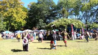 Midland (ON) Canada  city images : Pow wow in Midland (Canada 2013) - the oldest dance