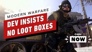 Call of Duty Dev Insists There Will Be No Loot Boxes in Modern Warfare - IGN Now by IGN