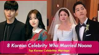 Video 8 Korean Celebrities Who Married Noona In Real Life MP3, 3GP, MP4, WEBM, AVI, FLV Januari 2018