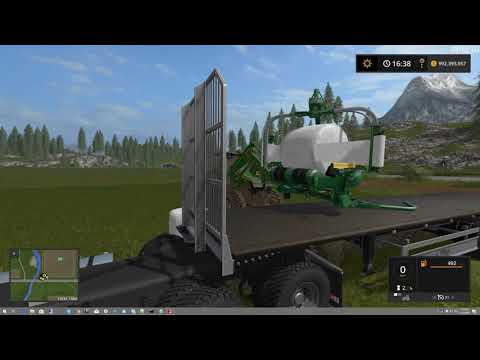 Front Load Bale Wrapper v1.0.0.0