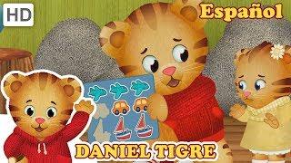 Daniel Tigre en Español - Compartir con tu Hermana