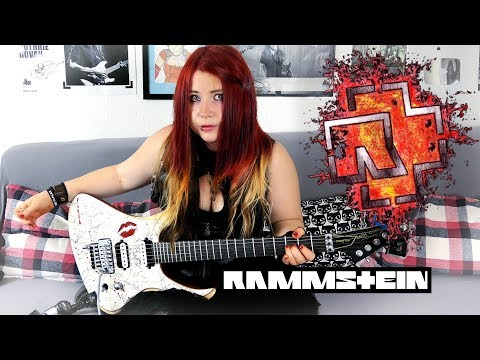 Video RAMMSTEIN - Du Riechst So Gut [GUITAR COVER] 4K  | Jassy J download in MP3, 3GP, MP4, WEBM, AVI, FLV January 2017