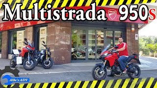 4. 2019 Ducati Multistrada 950 S complete review