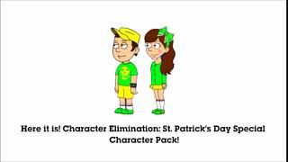 CE St Patrick's Day Character Pack! (For A Gato / YTVZ / Gumball Network)