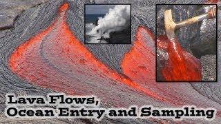 Video What is Lava? Hawaiian Volcanoes Molten Lava Flow MP3, 3GP, MP4, WEBM, AVI, FLV Desember 2018