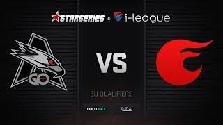 AGO vs eXtatus, map 2 overpass, StarSeries i-League S5 EU Qualifier