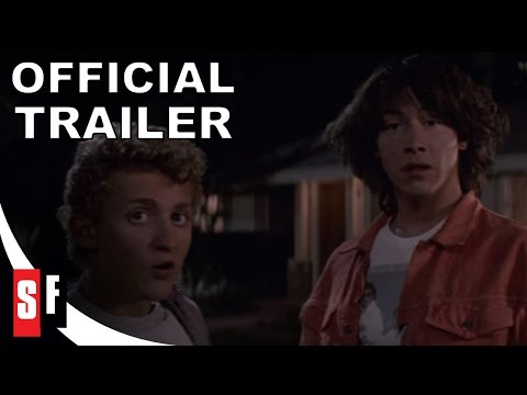 Bill & Ted's Excellent Adventure - Official Trailer (HD)