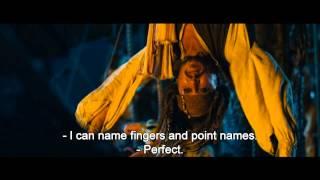 Pirates Of The Caribbean On Stranger Tides Subtitled Trailer