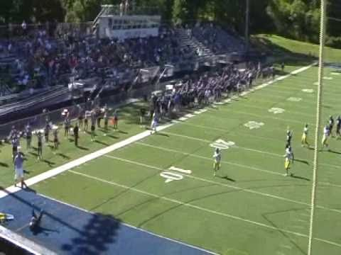 FDU-Florham Anthony Fruncillo one-handed TD catch