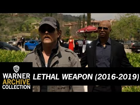 Lethal Weapon : The Complete Third Season  Clip