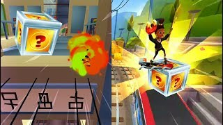 What is new in Subway Surfers Shanghai China!★ Go to China on the Subway Surfers World Tour★ Experience amazing gardens and grand shopping malls in    vibrant Shanghai★ Team up with Lee, the streetwise street performer, and unlock      his new Outfit★ Rush through the train traffic on the quirky Rickshaw board★ Find beautiful fans on the tracks to win great Weekly Hunt prizes