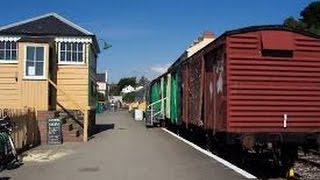 Bideford United Kingdom  City new picture : Old Bideford Train Station, Tarka Trail, North Devon, UK