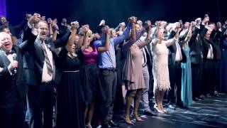 From our 45th Anniversary Reunion Concert on July, 2016.With over 3 hours of memorable music, a bonus section featuring a special tribute to Max and Lucy, plus behind-the-scenes footage, we are very excited about the release of our 45th Anniversary Reunion Concert! We've captured that unprecedented and unforgettable night of music, praise and celebration on Blu-ray, DVD and CD.Relive that awe-inspiring evening with over 130 Heritage Singers on stage!The 45th Reunion Concert CD (music only) features 37 songs - including 6 medleys.The Blu-ray DVD, and the regular DVD are the best we've produced! Call us: (530) 622-9369 or visit our web store: http://heritagesingers.com/store. Our office hours are Monday -Thursday, 8:30 AM - 5 PM (PST).