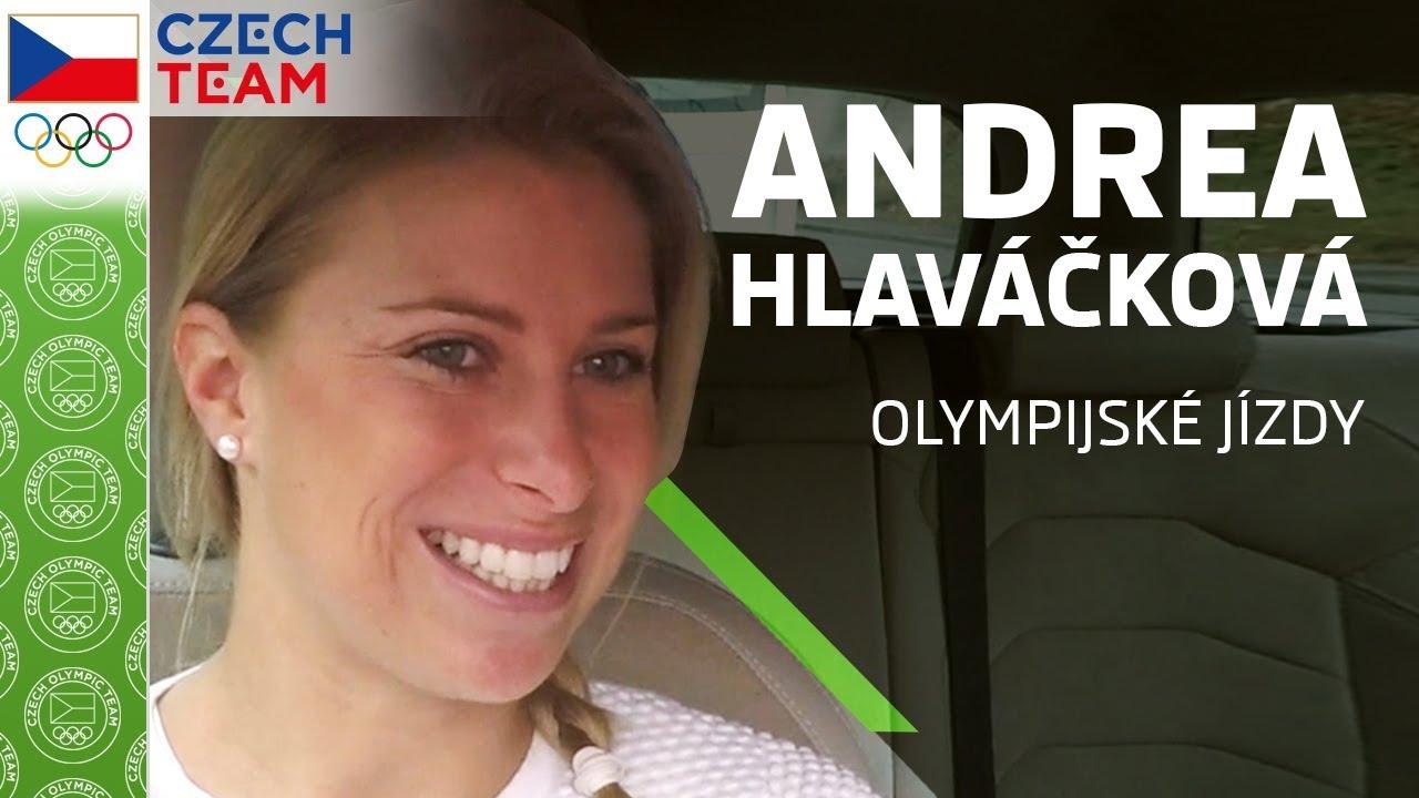ŠEJK Z KUVAJTU & MODEROVÁNÍ | ŠKODA olympijské jízdy s Andreou Hlaváčkovou