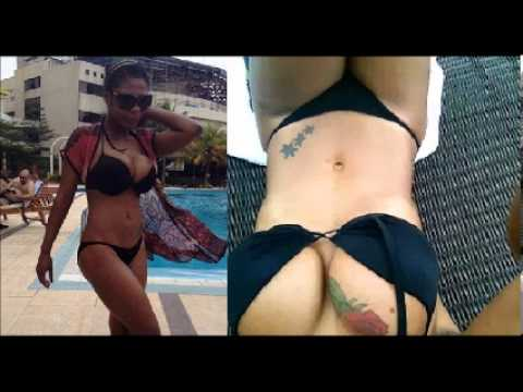 Karen Igho Shows off 'Assets' In Tiny Bikini