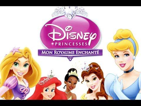 jeux wii disney princesse un voyage enchanté