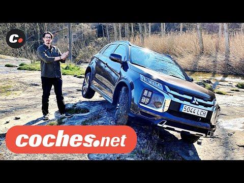 Mitsubishi ASX 2020 SUV | Prueba / Test / Review en español | coches.net
