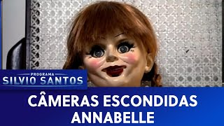 Nonton Câmera Escondida Annabelle - Inédita (05/10/14) - Annabelle Prank Film Subtitle Indonesia Streaming Movie Download