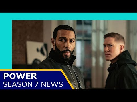 Power Season 7 is cancelled | Final episodes return to Starz on January 5, 2020