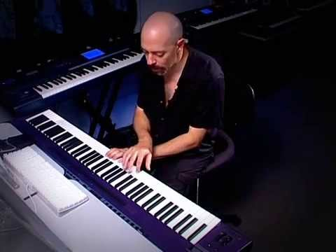 Keyboard - It's a pleasure to introduce Sr. Jordan Rudess ... Thanks Wizard !!! - For more details, please visit: http://www.jordanrudess.com/jordan/video_keymad.html.
