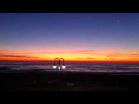 0 Sunrise HD video Belmar NJ 