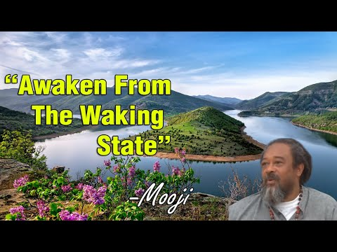 Mooji Video: Awaken From The Waking State