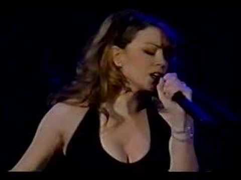 Mariah Carey - Vision of Love @ the Tokyo Dome 1996