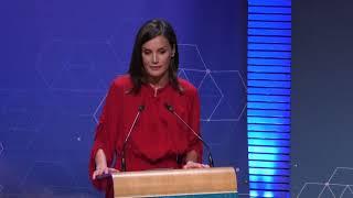 Palabras de S.M. la Reina en la III Conferencia Internacional sobre Escuelas Seguras