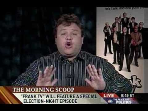 The Scoop on Frank TV Al gore Bill Clinton Bush John Madden