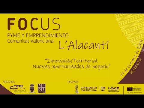 Vídeo Resumen Focus Pyme y Emprendimiento L'Alacantí 2019