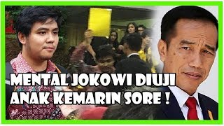 Video Ketika Jokowi Berhasil Lulus saat Diuji Mentalnya Oleh Anak Kemarin Sore MP3, 3GP, MP4, WEBM, AVI, FLV Februari 2019