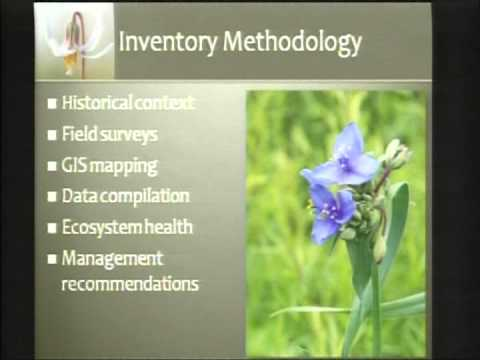 Natural Resource Inventory Presentation