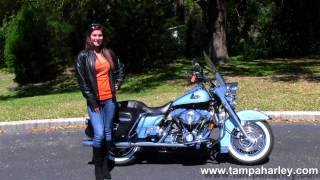 8. Used 2007 Harley Davidson FLHRC Road King Classic for sale Price Specs Review