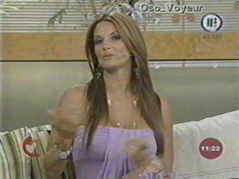 MariTere Alessandri Dice que Usa debajo del Vestido